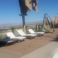 7/9/2017 tarihinde Özlem I.ziyaretçi tarafından CCR Cappadocia Cave Resort and Spa - Special Class'de çekilen fotoğraf