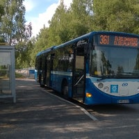 HSL Bussi 322 - Ruskeasuo - Helsinki, Uusimaa