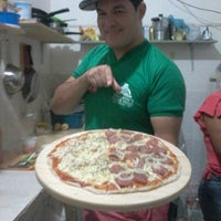 Photo taken at Mascena's Pizzas & Massas by Alex M. on 5/20/2014