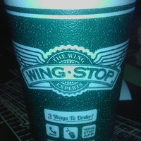 Photo taken at Wingstop by J G. on 10/24/2013