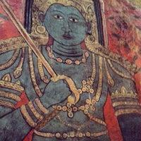 Photo taken at Murals In Kelaniya Temple by Nilusha☆ on 4/7/2014