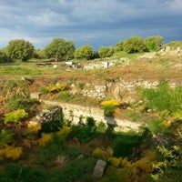 Photo taken at Ancient City of Troy by Nilusha☆ on 4/11/2014