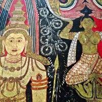 Photo taken at Murals In Kelaniya Temple by Nilusha☆ on 12/14/2012