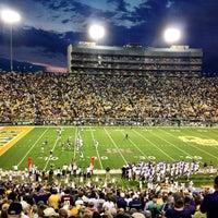 Photo taken at Floyd Casey Stadium by Joe S. on 10/14/2012