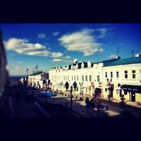 Photo taken at Приморский Арбат by Vladimir L. on 10/30/2012