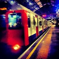 Photo taken at London by Álex R. on 5/28/2013