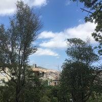 Photo taken at Parc de Monterols by Denis O. on 8/20/2017