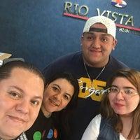 Foto diambil di Hotel Río Vista Inn oleh Eduardo V. pada 12/17/2016