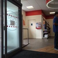 Photo taken at Post Office by Mehrnoosh on 8/18/2014