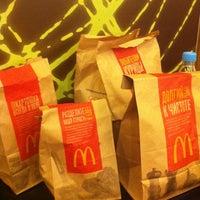 Снимок сделан в McDonald's пользователем Эвелина М. 1/7/2013