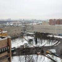 Снимок сделан в Площадь Мужества пользователем Jenya S. 1/31/2013