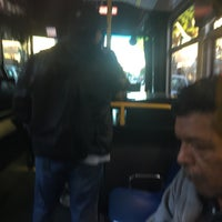 Photo taken at SF MUNI - 49 Van Ness-Mission by Gilda J. on 1/14/2017