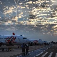 Photo taken at Aeroporto Internacional de Navegantes / Ministro Victor Konder (NVT) by Marcelo C. on 6/11/2013