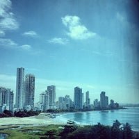 Photo taken at Hilton Cartagena by Marcelo C. on 12/23/2012