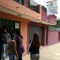 Photo taken at Ritmo Tropical Cubano Sajonia by José Miguel P. on 8/3/2013