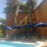 Photo taken at Hotel Venezia by Francesca B. on 9/20/2012