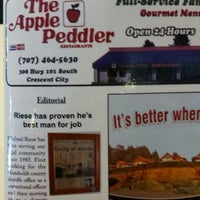 Photo taken at The Apple Peddler by Dory on 3/5/2016