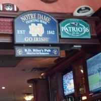 Photo taken at BD Riley's Irish Pub by Jon L. on 3/11/2013