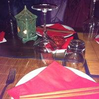 Photo taken at Bali Bar & Restaurant by Francesca M. on 1/12/2013