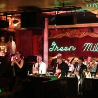 Photo taken at Green Mill Cocktail Lounge by S H. on 7/26/2013