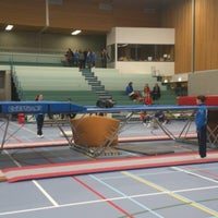 Photo taken at Sportboulevard De Engh by Wilma R. on 1/31/2015