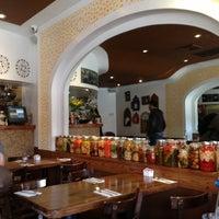Photo taken at Hummus Place by Mukund J. on 11/25/2012
