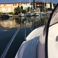 Photo taken at Golfe de Saint-Tropez by Caroline V. on 9/9/2015