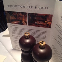 Photo taken at Brompton Bar and Grill by Craig H. on 11/7/2013