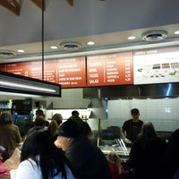 Photo taken at Chipotle Mexican Grill by John C. on 12/29/2013