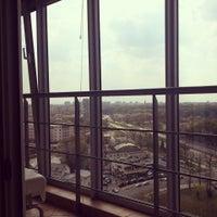 Photo taken at Babka Tower by Valerie on 4/26/2013