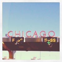 Photo taken at Chicago Skyway by Kate P. on 5/12/2013