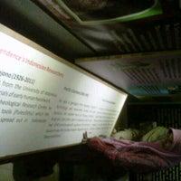 Photo taken at Museum Manusia Purba Sangiran by Virgin F. on 8/18/2013