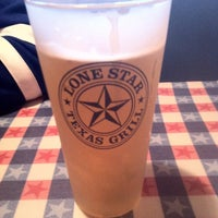 Photo taken at Lone Star Texas Grill by Rob C. on 4/13/2013