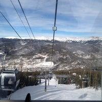 Photo taken at River Run Gondola, Keystone Resort by Carlos G. on 12/22/2012