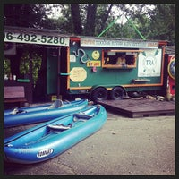 Photo taken at Toccoa River Adventures by Carlos G. on 7/20/2013