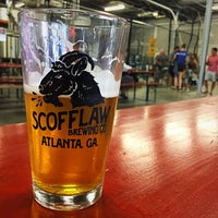 Photo taken at Scofflaw Brewing Co. by Carlos G. on 6/30/2017