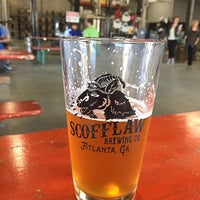 Photo taken at Scofflaw Brewing Co. by Carlos G. on 2/23/2017