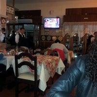 Photo taken at Restaurante Figueiras by Adrian Carlos F. on 9/26/2012