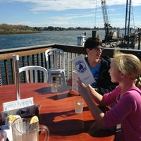 Photo taken at SoNo Seaport Seafood by Jeanne B. on 10/12/2013