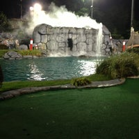 Photo taken at Cape Escape Adventure Golf by Jeanne B. on 8/21/2013