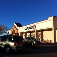 Photo taken at Safeway by Christin L. on 10/16/2012