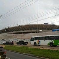 Photo taken at Avenida Constantino Nery by Caio A. on 2/3/2013