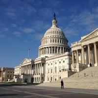 Photo taken at U.S. Senate by Neal G. on 4/22/2013