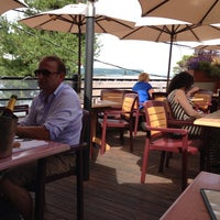 Photo taken at Prima Bistro by Robert A. on 6/28/2013