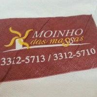 Photo taken at Moinho das Massas by Sylvio L. on 3/30/2013