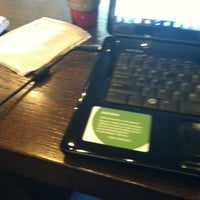 Photo taken at Starbucks by Tamika E. on 11/4/2012