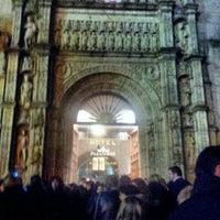 Foto tomada en Hotel Parador de Santiago - Hostal dos Reis Católicos por Julio César C. el 1/25/2013