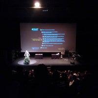 Photo taken at Le Diapason by Erwan on 11/23/2012