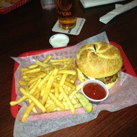 Photo taken at Sankey's Taproom & Grille by Nick N. on 8/30/2013
