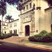 Photo taken at Universidad de Puerto Rico by Sarah E. on 12/18/2012
